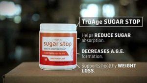 Sugar Stop untuk mengatur penyerapan gula
