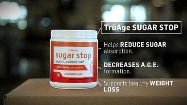Sugar Stop berfungsi mengontrol penyerapan gula